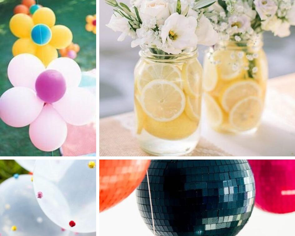 balloons and basics