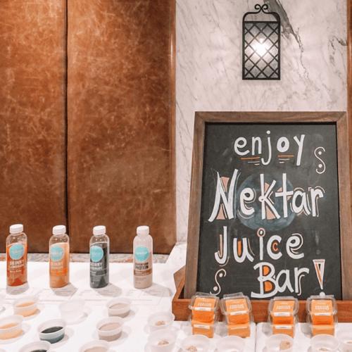 theangelaphoenix nekter juice bar